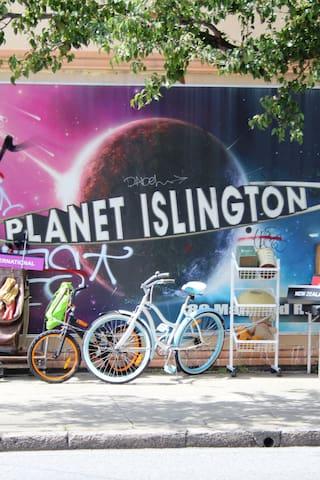 Favourite Places  Islington and Around