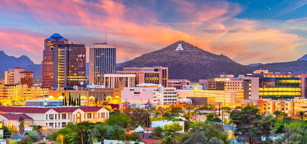 Your Guidebook to the places to see in Tucson
