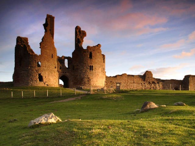 Fred's guidebook: North Northumberland