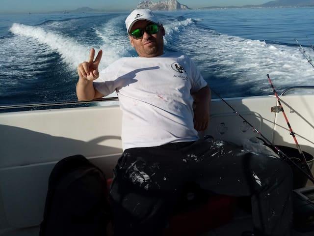 José Luis: su guía