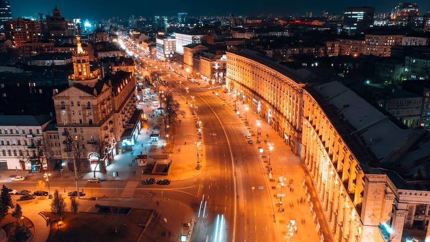 Путеводитель для Киева от Oksana