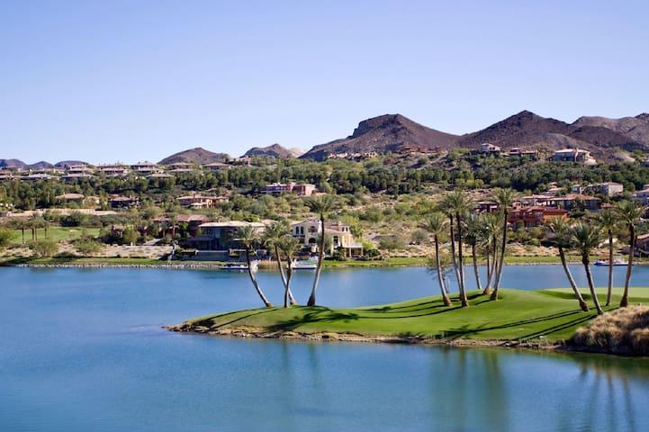 Guidebook for Lake Las Vegas and Henderson