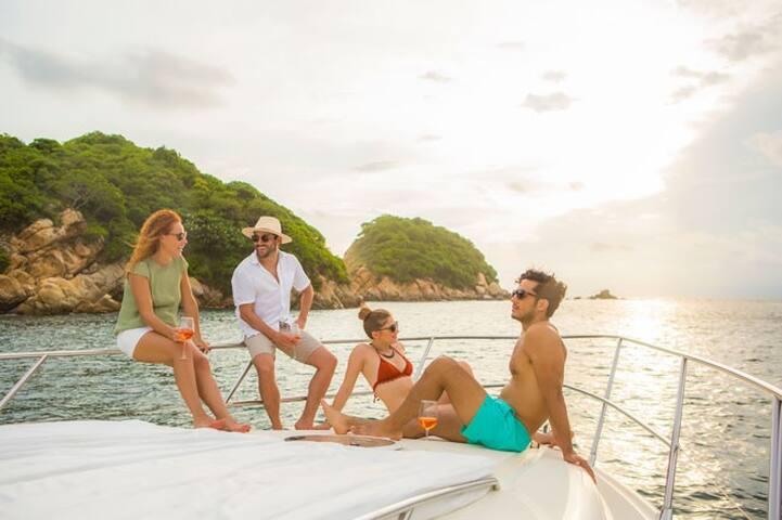 Las mejores playas de Acapulco Diamante