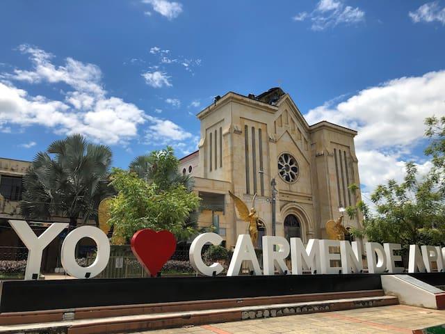 Guidebook for Carmen Apicala