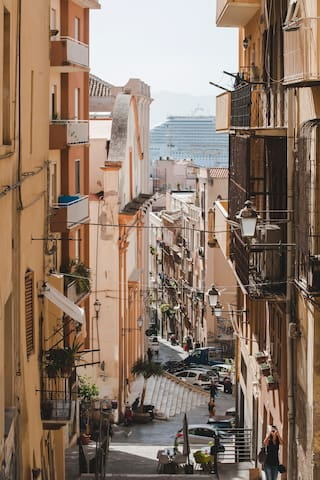 Cagliari food, nature and culture