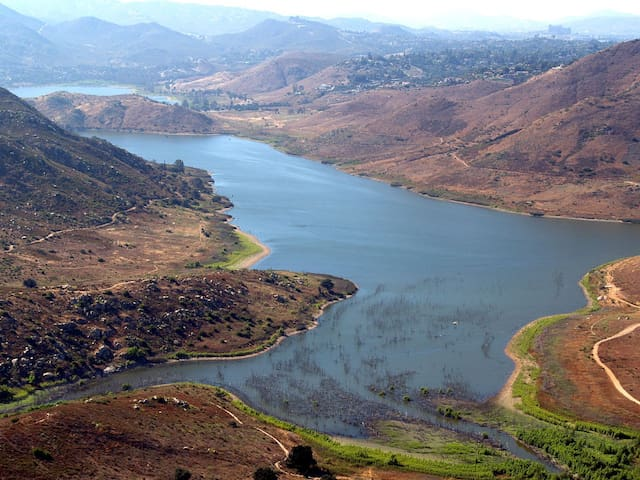 Lake Hodges Guidebook
