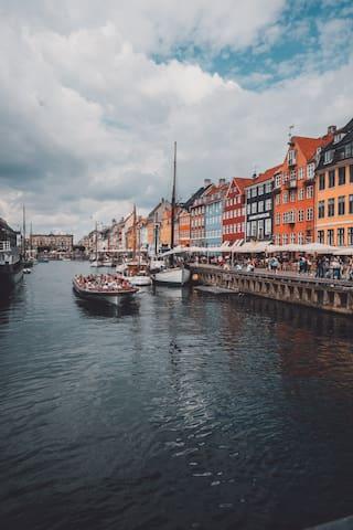 Krisztina's Copenhagen Guidebook