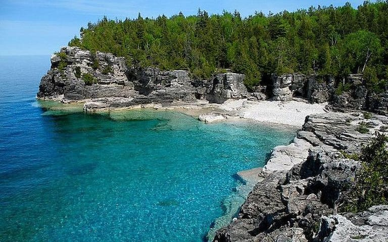 Bruce Peninsula Guide