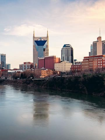 Welcome to Music City!