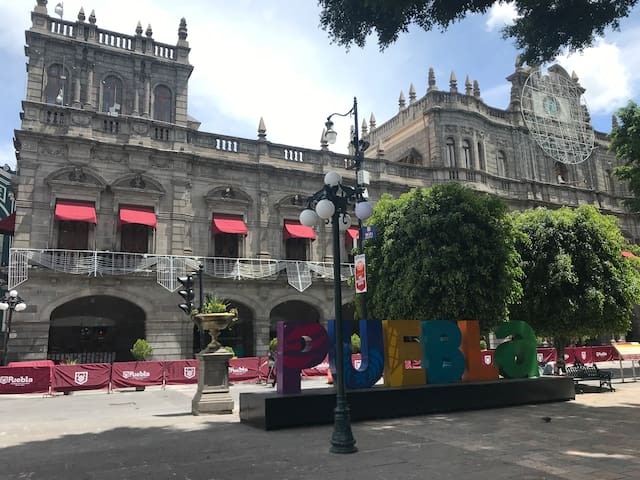What to do and see in Puebla