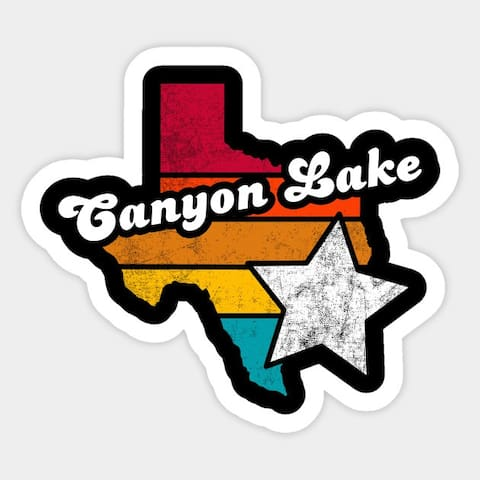 Red Barn Lakeside Estate - Canyon Lake, TX