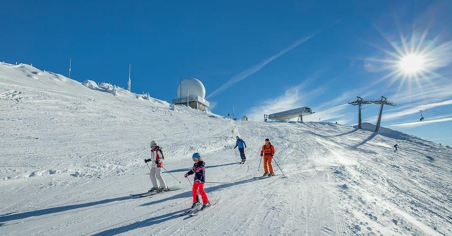 Où skier ?