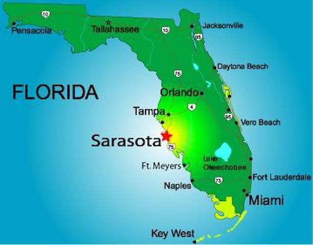 Exploring Sarasota