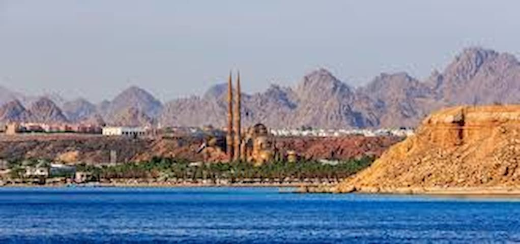 Must visit places in Sharm