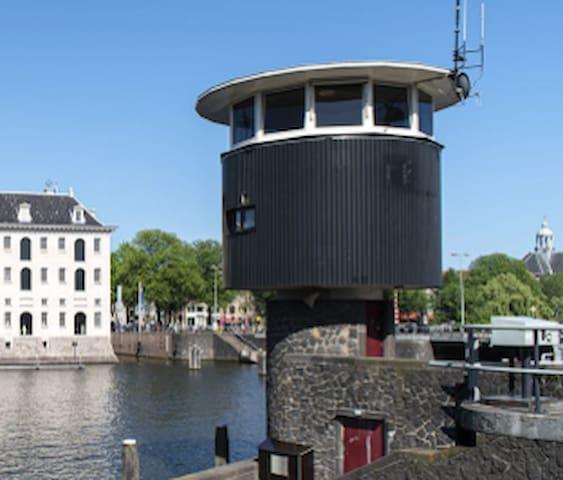 Guidebook for Amsterdam - Kortjewantsbrug