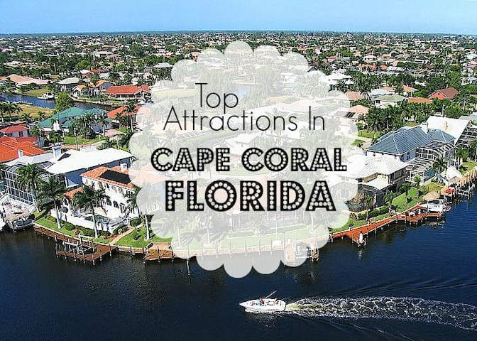Guidebook for Cape Coral, FL
