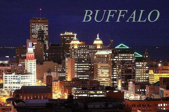 Guidebook for Buffalo