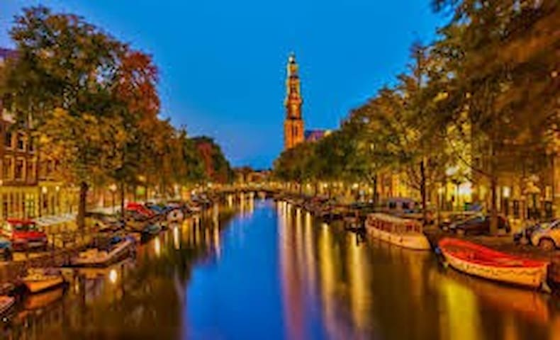 The Great City Guide of Amsterdam!