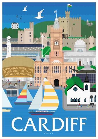 Kate's Cardiff Guidebook