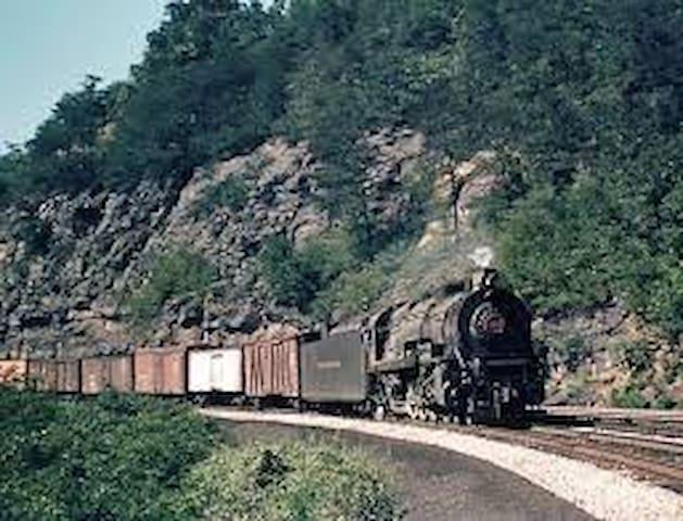 Welcome to Rail Road City!  (Altoona, PA)