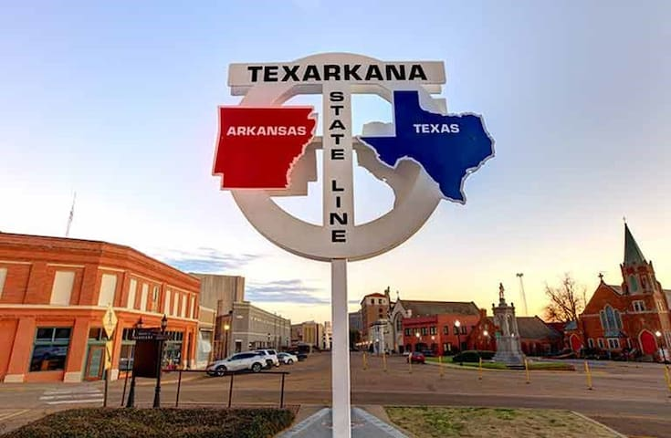 Guide to Texarkana
