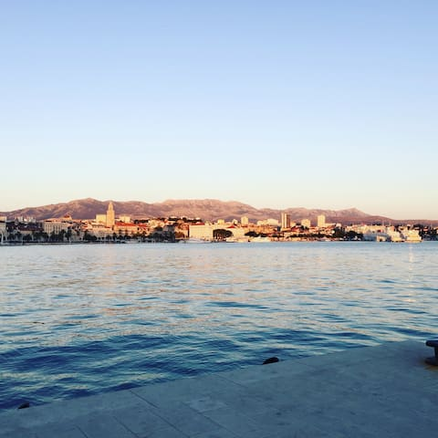 Tomislav's Guide to Split and surrounding area