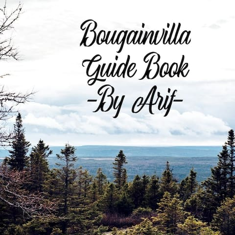 Guidebook for your stay @ Bougainvilla Home