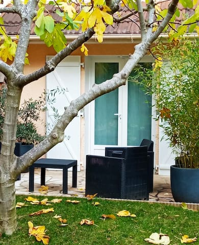 Guide appartement avec terrasse