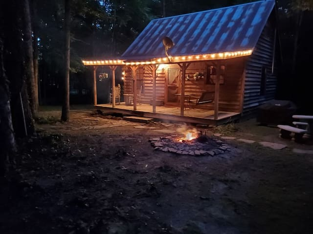 Our Homestead Cabin guidebook