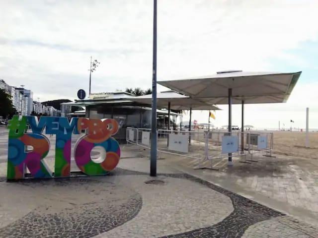 Guia de Suellen: Copacabana pelo meu olhar!