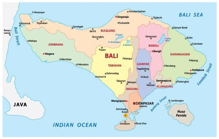 Bali island Guide