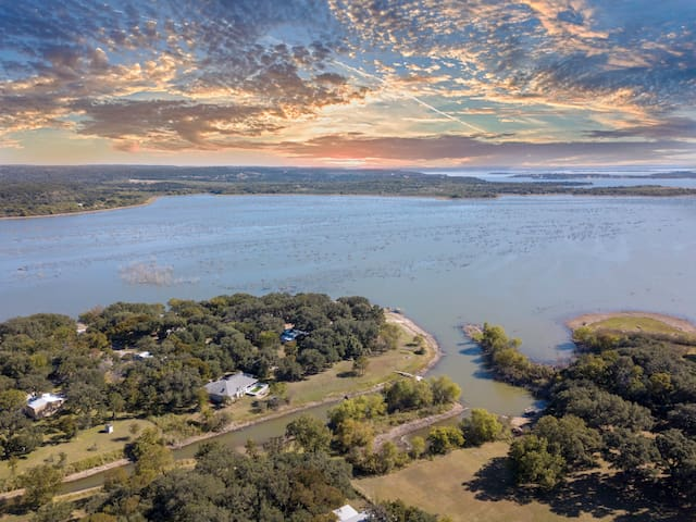 Lake Buchanan and Surrounding Areas