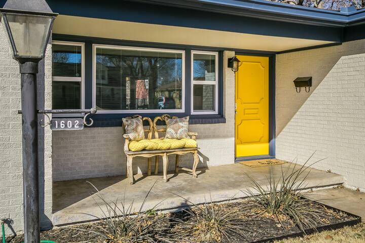 The Yellow Door Guidebook