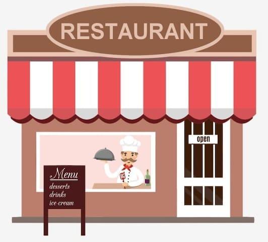 Restaurants & Take away