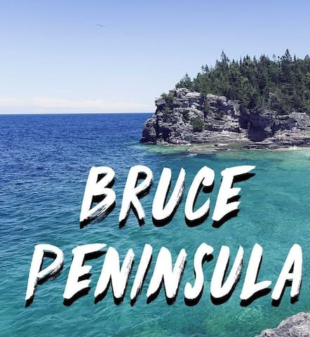 Red Bay / Bruce Peninsula Guidebook