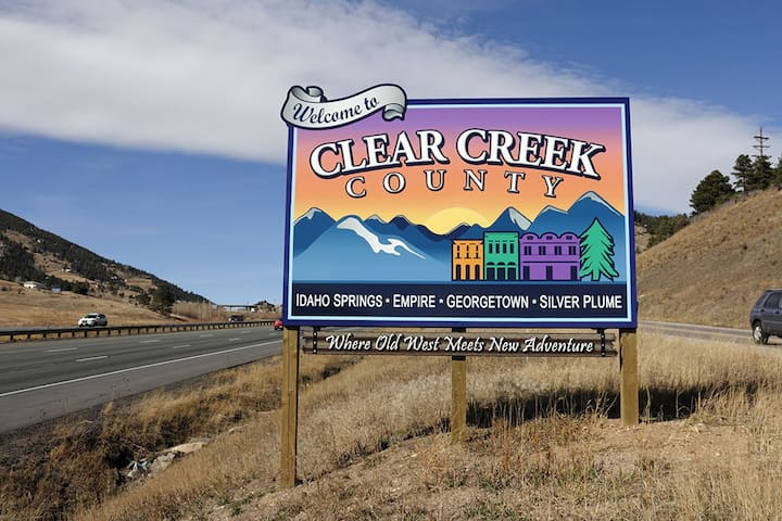 Guidebook for Clear Creek County