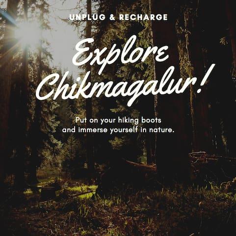 Rakshanda's Guidebook for Chikmagalur!