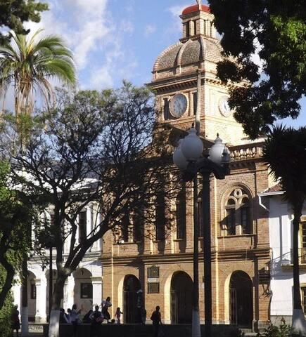 Ibarra, ciudad a la que siempre se vuelve!!!