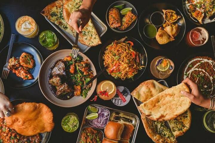 Food Scene-Guidebook