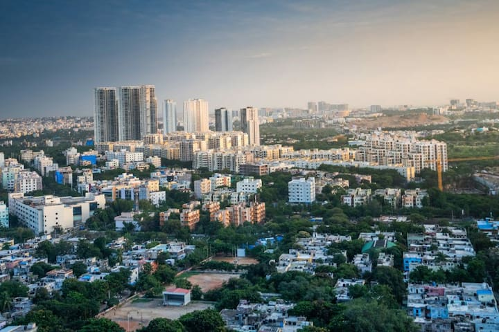 Neighbourhoods of Hyd- Guidebook