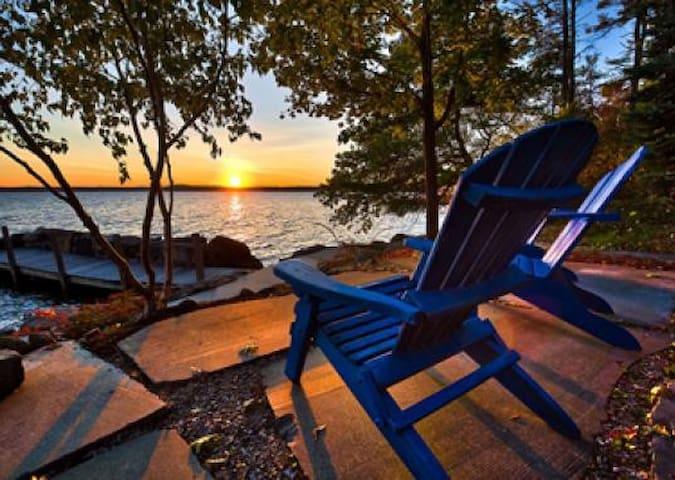 Welcome to Condominium Suites at Lake Winnipesaukee!