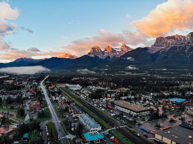 Guidebook for Canmore
