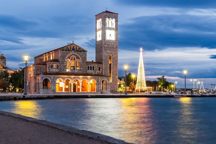 Volos - A 12 month destination