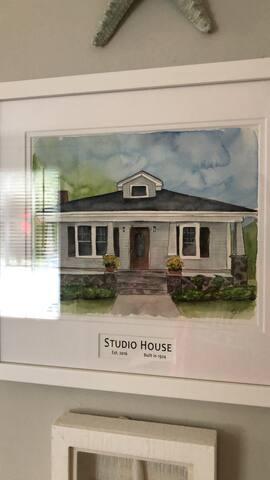 Studio House Guidebook
