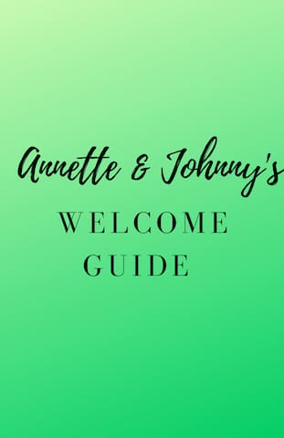 Annette & Johnny's Guidebook