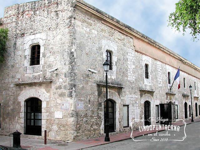 Visitas Culturales en Santo Domingo!