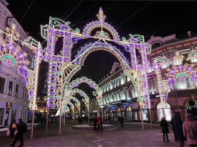 Новогодняя Казань. Где искать эмоции и красоту?