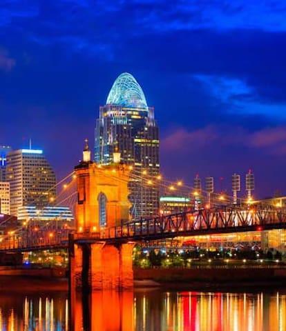 Guidebook for Cincinnati