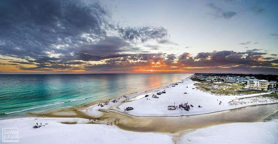 Forehand Rentals' guidebook - Seaside/Rosemary/30A