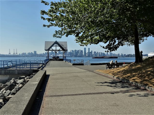Guidebook for North Vancouver